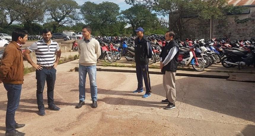 El municipio y la Policía del Chaco continúan con los operativos para detectar vehículos implicados en delitos