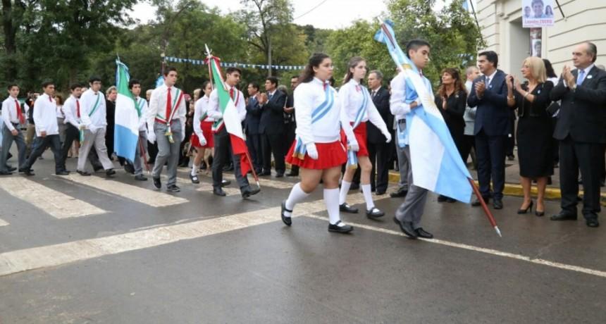 El municipio invita a la comunidad a conmemorar mañana el 25 de Mayo