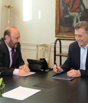 Un día con agenda variada para Macri