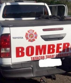 Cae el jefe de Bomberos Voluntarios de Corrientes con