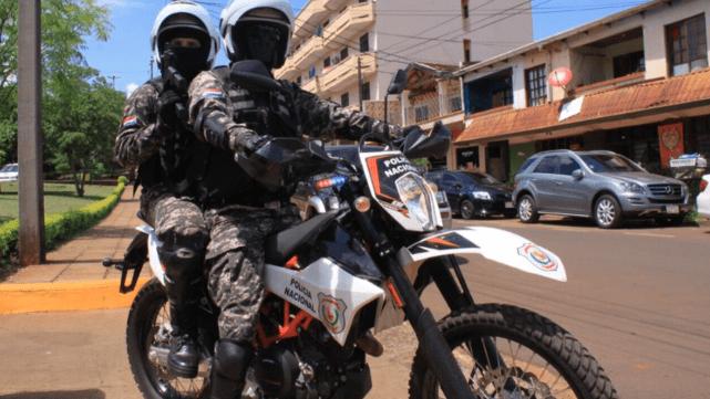 Matan a seis personas en una ciudad paraguaya fronteriza con Brasil