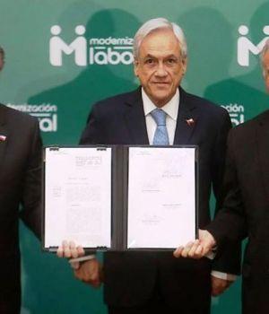 Nueva reforma laboral en Chile permitirá trabajar 4 días por semana