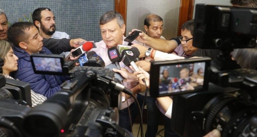 ELECCIONES EN CHACO: PEPPO RATIFICÓ LA UNIDAD COMO CAMINO