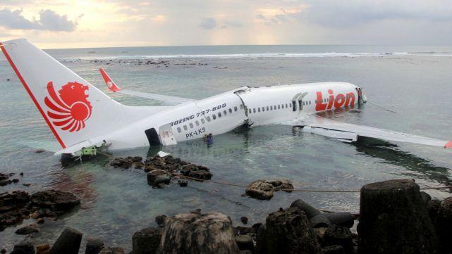 Boeing reconoció que la tragedia del Lion Air pudo haber sido evitada