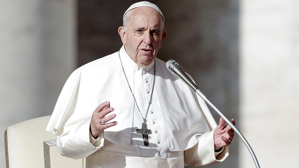 Francisco le dijo a los obispos argentinos que