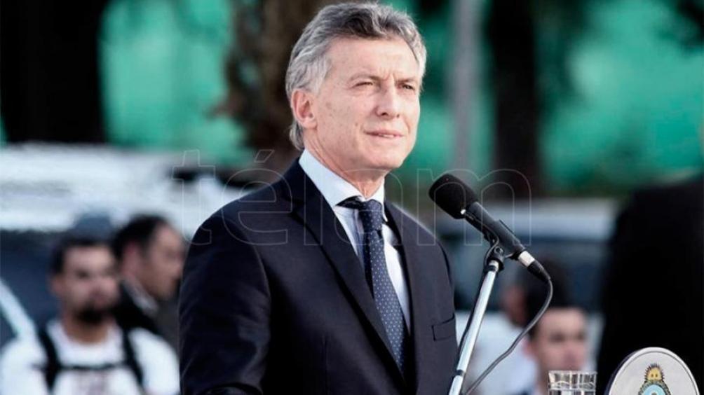 Macri inaugura obras en Campana y recibe a miembros de la Corte Interamericana de DD.HH.
