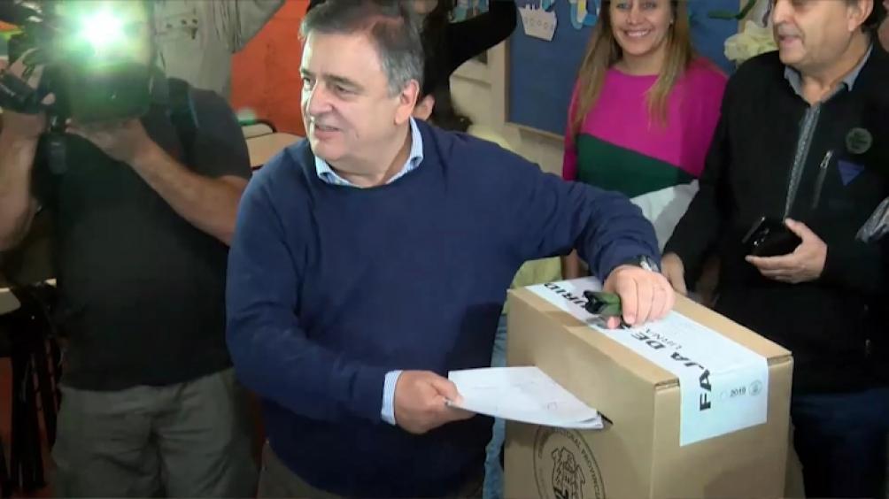 Negri afirma que trabajará desde la UCR para lograr la reelección de Macri