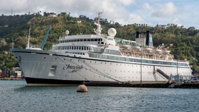 Peligro a bordo: detectan caso de sarampión en crucero