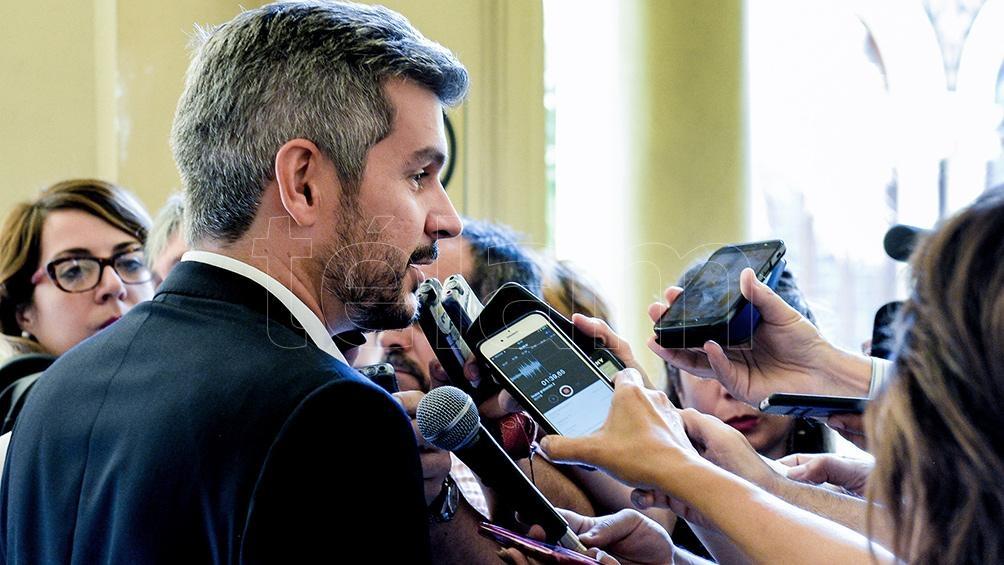 Peña pidió a los argentinos