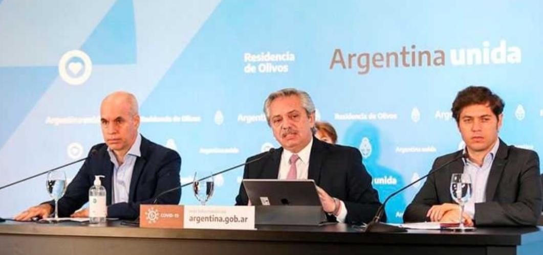 El presidente anunciará la extensión del aislamiento con la incorporación de nuevas medidas para grandes barrios