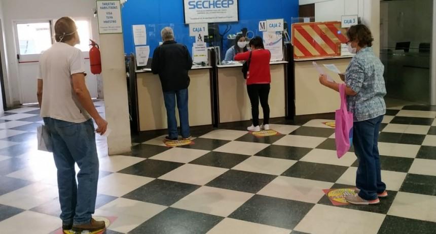 Secheep reitera la importancia de abonar las facturas de luz y recuerda todas las formas de pago