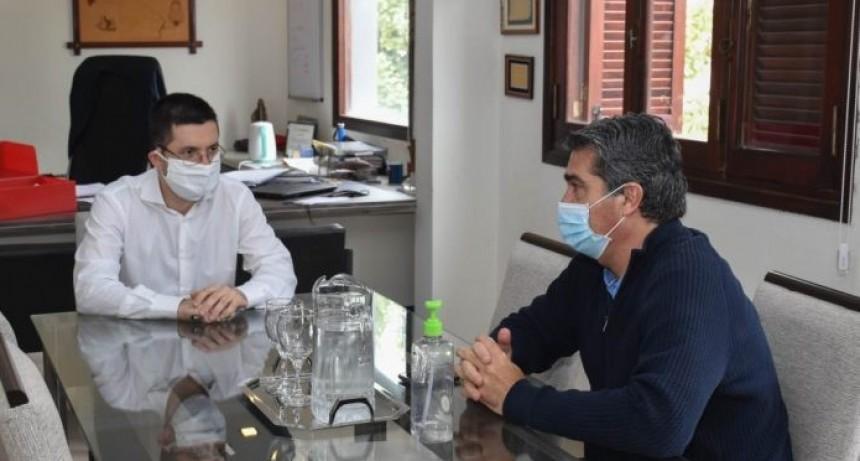 Sáenz Peña: Capitanich se reunió con Cipolini y concejales para analizar la continuidad del Aislamiento Obligatorio