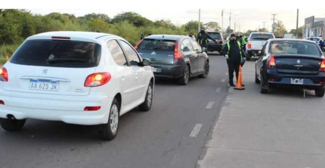 Coronavirus: el municipio endurece los controles vehiculares