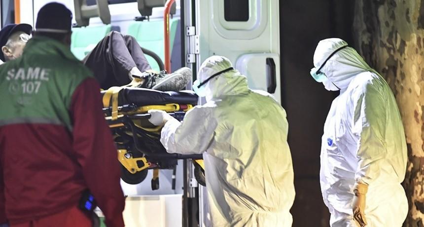 Ascienden a 452 los fallecidos y a 12.076 los positivos de coronavirus en Argentina