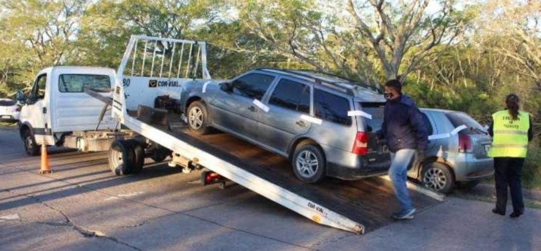 Restricción de circulación: el Municipio secuestró 17 vehículos durante el feriado patrio