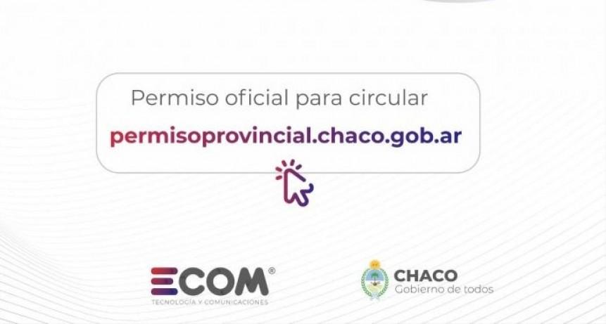 Chaco | Cuarentena Administrada Inteligente: Permisos de circulación y sistema de turnos electrónicos