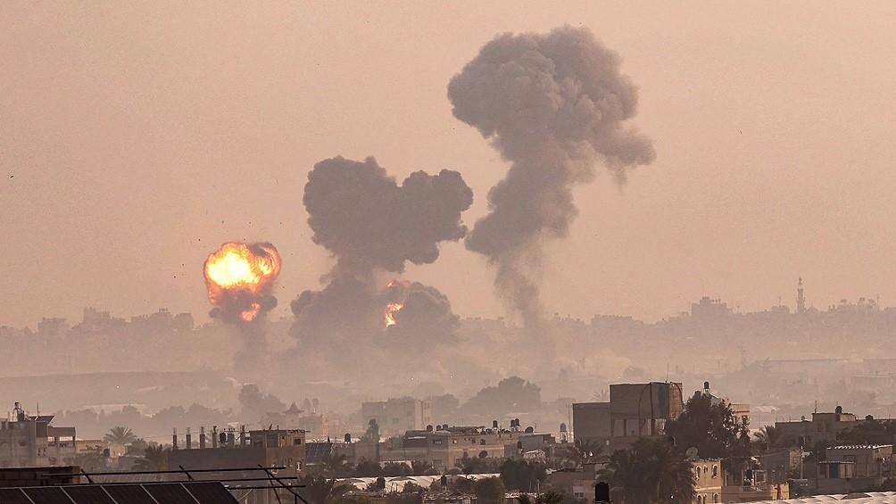 Murieron dos israelíes y 26 palestinos en una escalada de ataques desde y contra Gaza