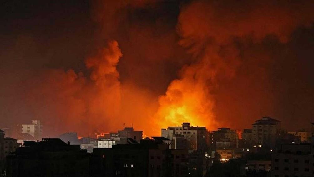 Israel bombardeó la casa del líder de Hamas en Gaza, antes de la reunión de la ONU