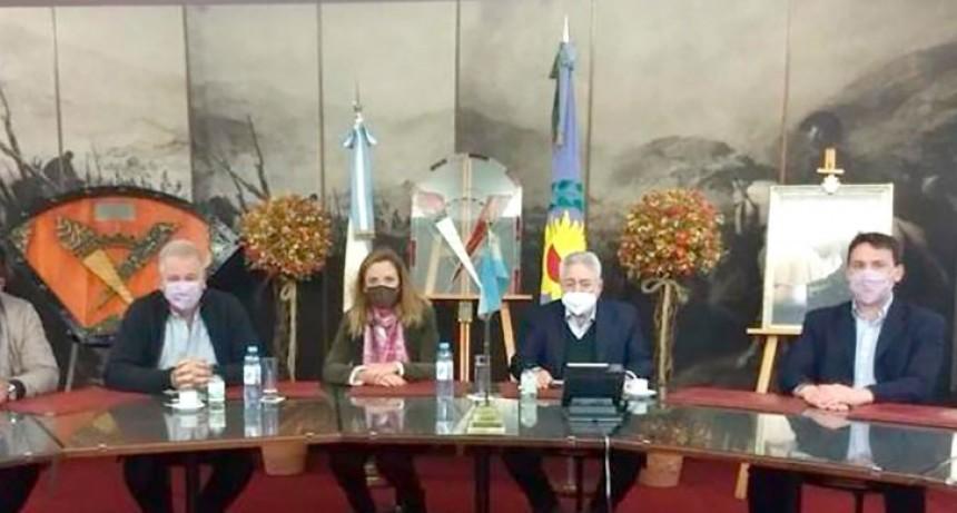 Apareció Basualdo: el subsecretario que quiso echar Guzmán participó de una reunión oficial