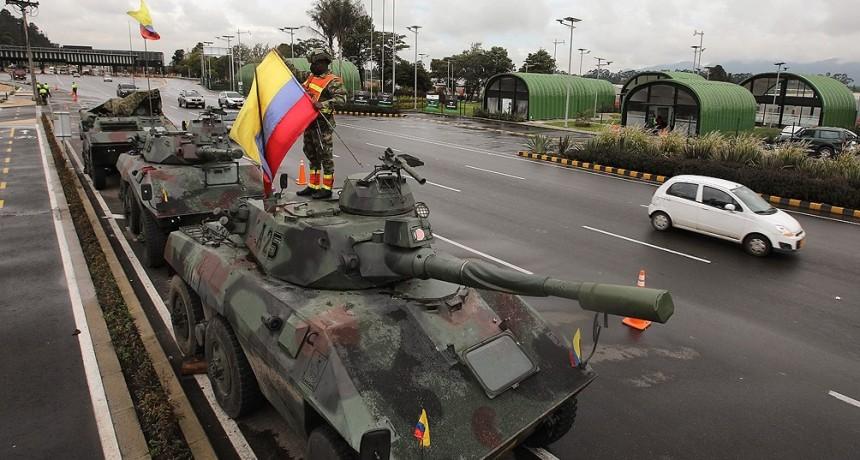 En Colombia relacionan la crisis con el