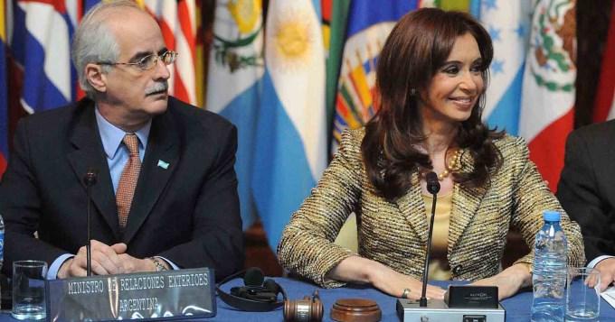 Fin del misterio: Cristina, candidata a senadora junto a Taiana