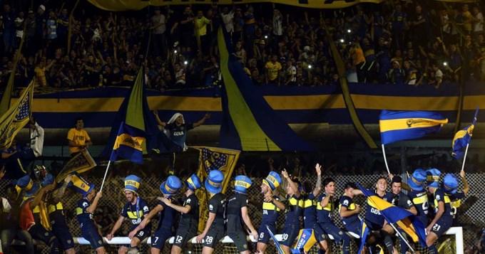Mirá toda la fiesta de Boca campeón