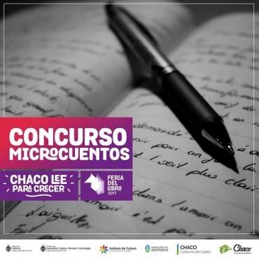 PALPITANDO LA FERIA DEL LIBRO 2017 EN RESISTENCIA LANZAN EL CONCURSO VIRTUAL DE MICROCUENTOS