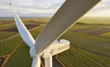 La Argentina ocupa el puesto 45° en el ranking de potencia instalada de energía eólica