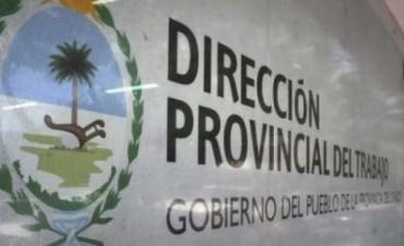 Dirección Provincial del Trabajo de Paro por 72hs