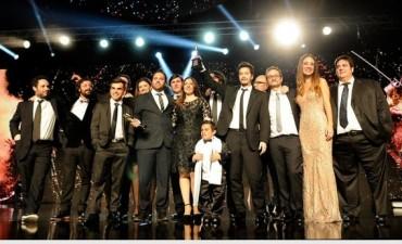 Los Ganadores del Martín Fierro 2017