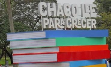 """""""CHACO LEE PARA CRECER"""" CONTÓ CON MÁS DE 200.000 VISITANTES Y MÁS DE 80 MIL LIBROS VENDIDOS"""