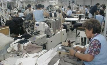 Industria textil con crisis