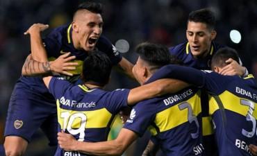 Boca campeón: el equipo xeneize festejó el título desde el hotel en Bahía Blanca