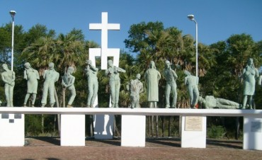 El Monumento a los Caídos en Margarita Belén es Patrimonio Histórico
