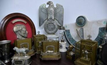 Escalofriante colección de reliquias nazis
