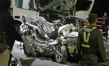 Accidente Fatal en el Puente Gral Belgrano