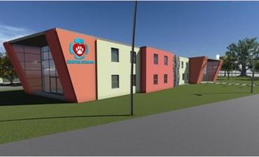 Casas dio a conocer nuevos detalles del primer Hospital Veterinario Municipal