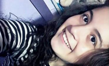 Apareció Paula Valeria Balcaza de 14 años