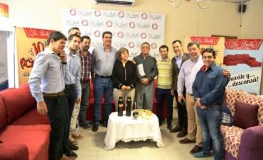 Capitanich participó de la presentación de la 10º edición de la Expo Living