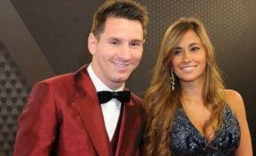 Messi y Antonela están en el hotel de Rosario