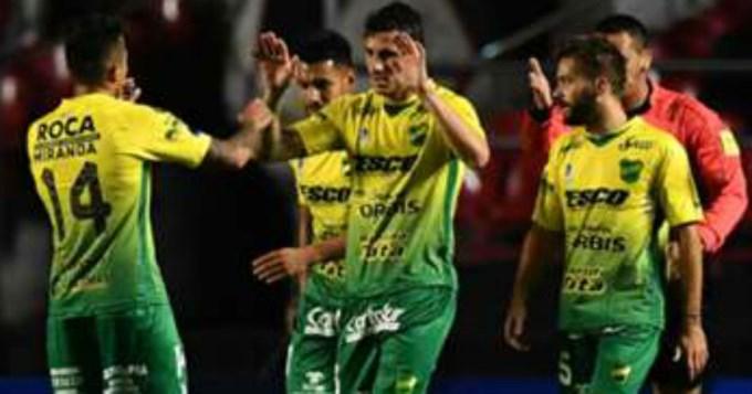 Defensa y Justicia y su sueño Sudamericano ante Chapecoense