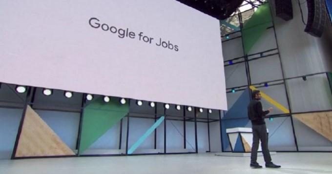 Google lanzó herramienta quete ayuda a buscar trabajo