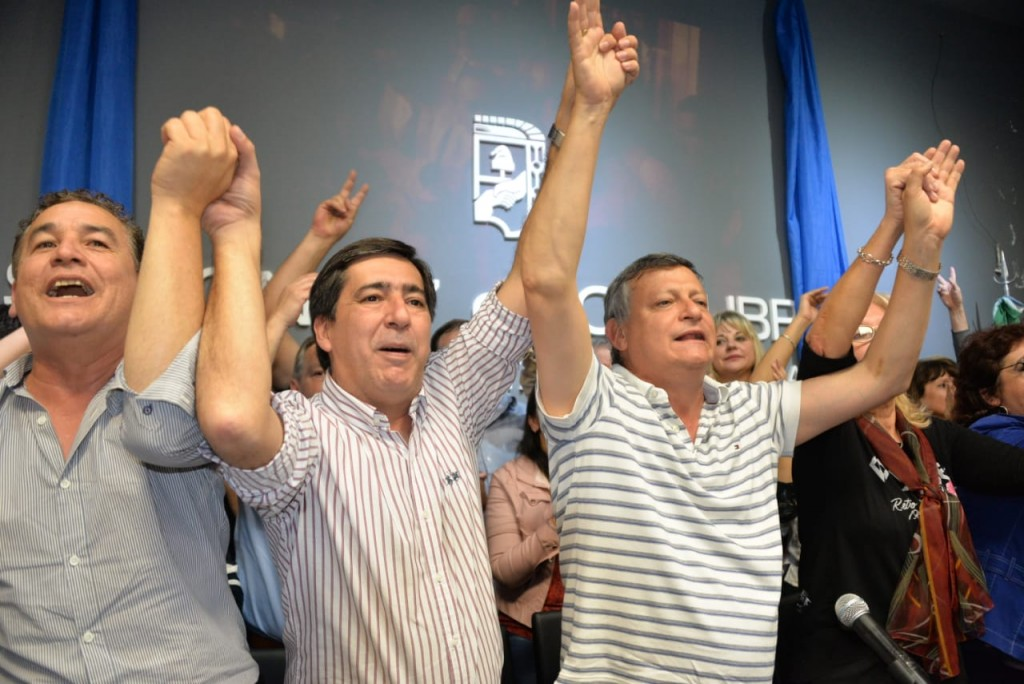 """PEPPO: """"TOMAMOS DECISIONES PENSANDO EN DEFENDER LAS BANDERAS DEL CHACO Y EL JUSTICIALISMO PROVINCIAL"""""""