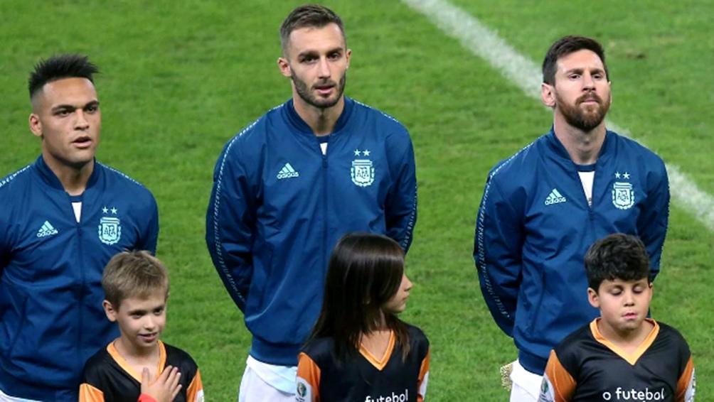 A las 16, Argentina se juega la continuidad en el torneo ante Qatar