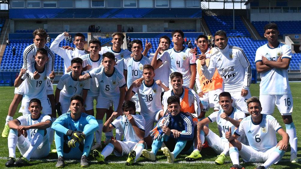 Argentina venció a Rusia y es campeón en San Petersburgo