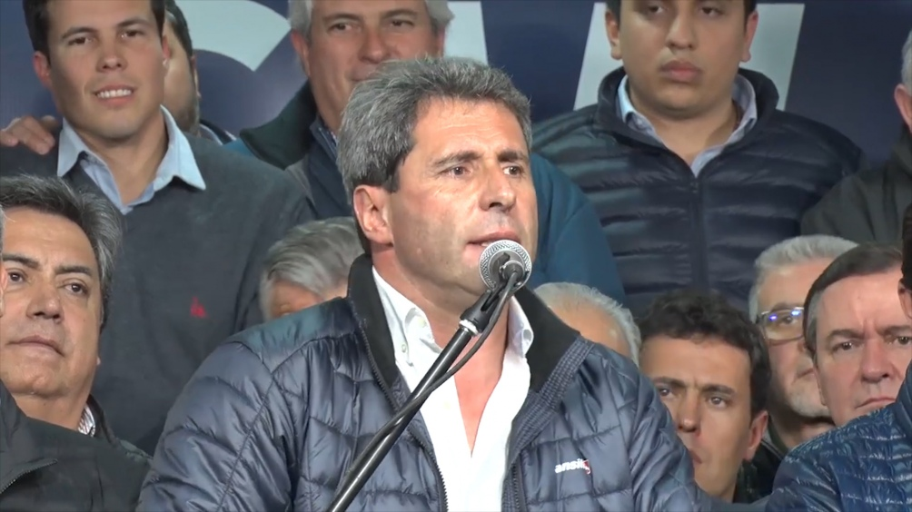 El escrutinio definitivo confirma que Uñac ganó con el 55,84 % de los votos