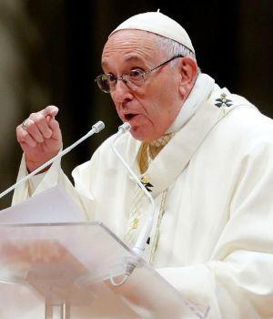 El papa Francisco llamó a declararle la guerra al bullying