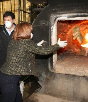 Patricia Bullrich encabezó quema de 2 toneladas de