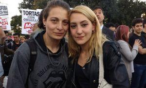 Piden dos años de prisión para la joven detenida por un beso
