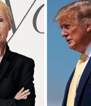Una periodista denunció que DonaldTrumpla violó